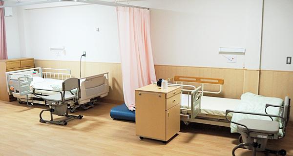 居室2(多床室)